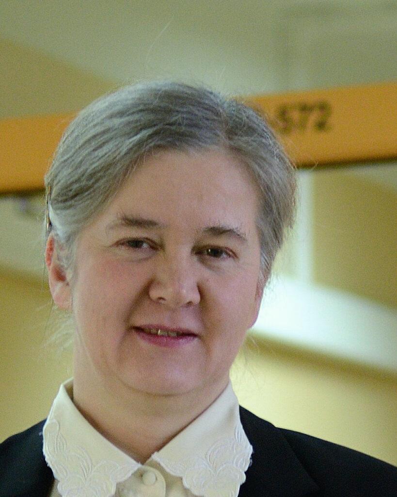dr hab. prof. UP Anna Ślósarz
